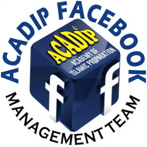 ACADIP FACEBOOK TEAM