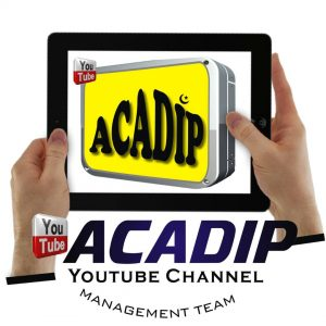ACADIP Youtube Management Team